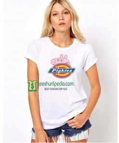 Dickies Pigkies Peppa Pig Parody T-Shirt Maker cheap
