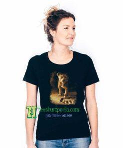 LION KING Unisex Adult TShirt Men Or Women Maker cheap