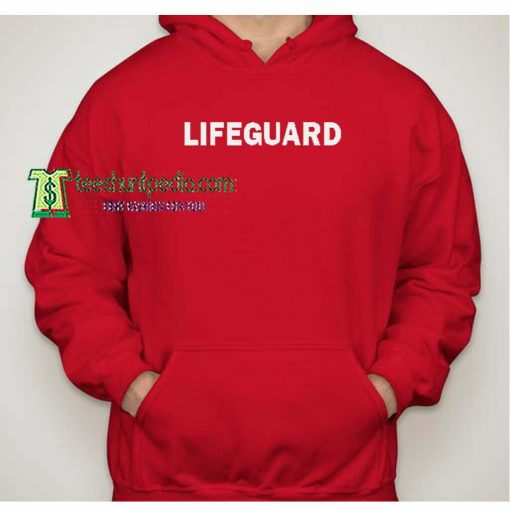 Lifeguard Hoodie Pullover For Women Or Men Maker cheap