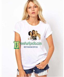 Monica Rachel Phoebe Friends TV Show TShirt Maker cheap