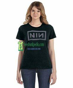 Nine Inch Nails, Tour 90's Graphic TShirt Maker cheap