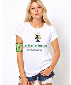 Smurfette Unisex adult T shirt Size XS-3XL Maker cheap
