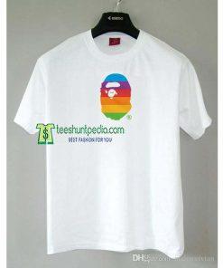 Vintage Bape Old Apple Logo, From 2000 I Believe Tshirt Maker cheap
