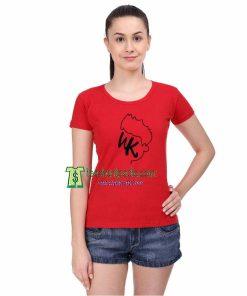 Weston Koury Merch Unisex Adult T shirt Maker cheap