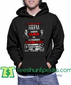 Alexander Hamilton hoodie