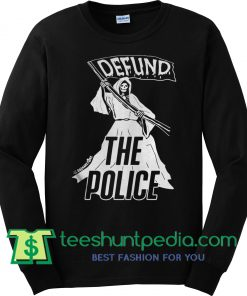 Defund The Police Z0ne sweatshirt Maker cheap