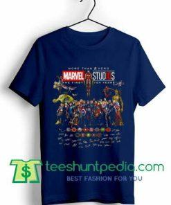 Marvel Studios T shirt