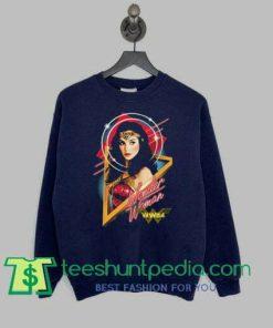 Wonder Woman 1984 DC Movie 2020 sweatshirt