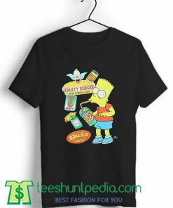The Simpsons Artwork T shirt