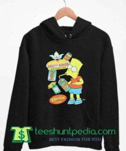 The Simpsons Artwork Hoodie