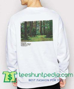 Kid Cudi x Virgil Merch Sweatshirt By Teeshunpedia.com