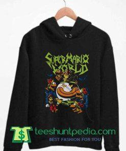 Send in the Clown Super Mario Hoodie
