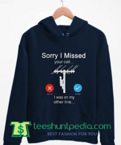 Sorry i missed your call i was on the other line electrician Hoodie