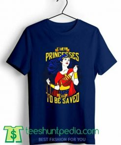 Wonder Woman Princess Shirt