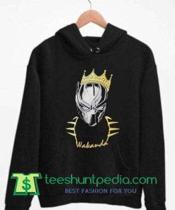 Black Panther King Wakanda Hoodie