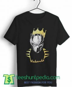 Black Panther King Wakanda Shirt