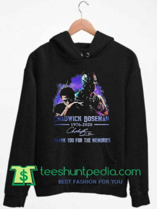 Black Panther thank you for the memories Hoodie