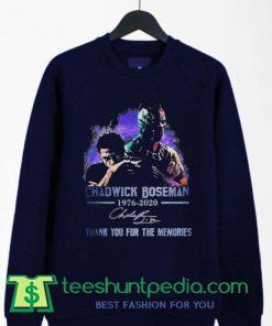 Chadwick Boseman Black Panther Sweatshirt