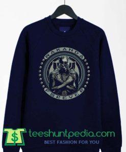 Chadwick Boseman Black Panther Wakanda Forever Sweatshirt