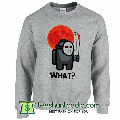 Jason Voorhees Among us Imposter Sweatshirt