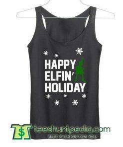 Ariana Grande Elfin Holiday Tanktop
