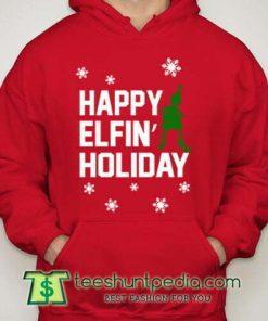 Ariana Grande Elfin Holiday hoodie