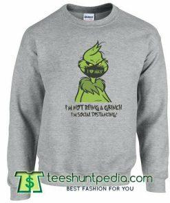 Funny Grinch Christmas Sweatshirt