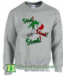 Stink Stank Stink grinch Ugly Christmas Sweatshirt